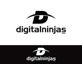 #17 para Design a Logo for digitalninjas.com por sagorak47