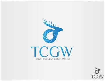 nº 18 pour Design a Logo for Trail Cams Gone Wild par iffikhan