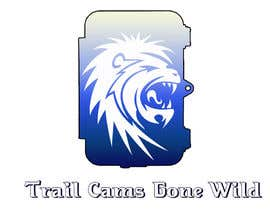 nº 44 pour Design a Logo for Trail Cams Gone Wild par saiprasannamenon