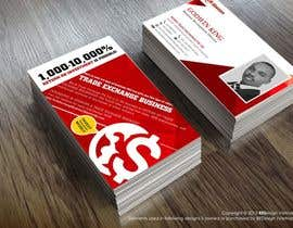 #100 para Design Business Card Using Our Logo Already designed por mikhailduong