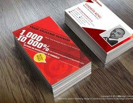 nº 102 pour Design Business Card Using Our Logo Already designed par mikhailduong