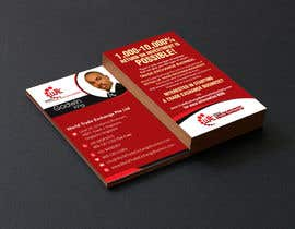 nº 51 pour Design Business Card Using Our Logo Already designed par rajnandanpatel