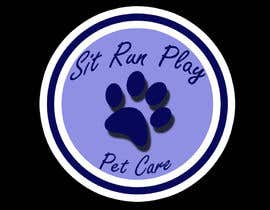 nº 20 pour Design a Logo for Sit Run Play Pet Care par saiprasannamenon