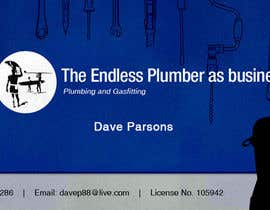 #6 untuk Design some Business Cards for The Endless Plumber oleh Pixaart
