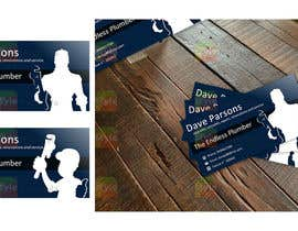 #10 cho Design some Business Cards for The Endless Plumber bởi freshstyla