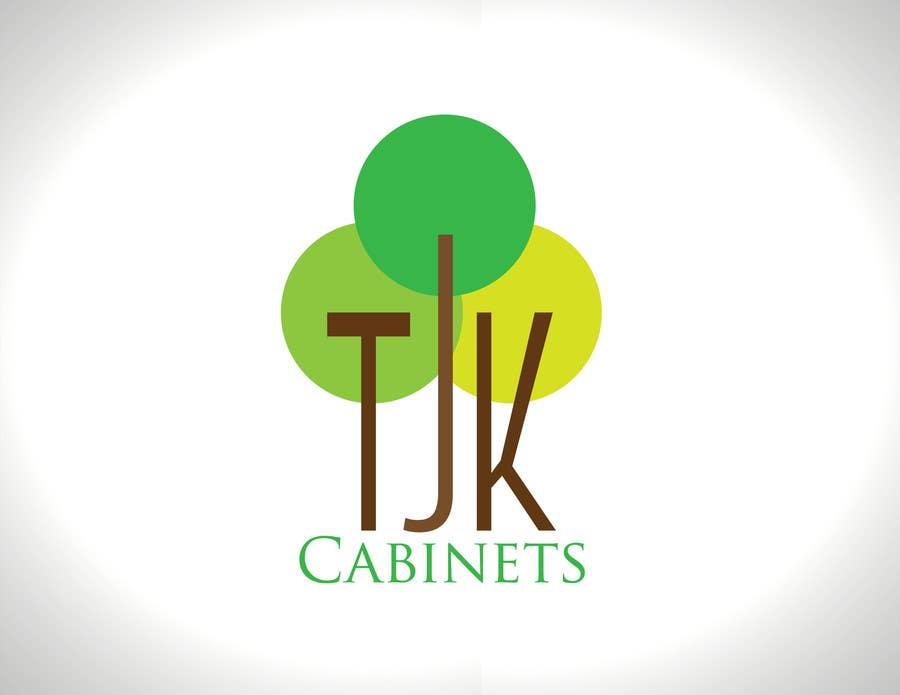 Kilpailutyö #32 kilpailussa Design a Logo for kitchen cabinet maker
