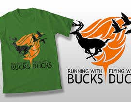 #39 cho Design a deer and ducks t shirt Many more jobs to come this is a test to find our designer. Logo bởi theislanders