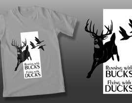#41 cho Design a deer and ducks t shirt Many more jobs to come this is a test to find our designer. Logo bởi theislanders