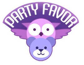 "#121 para Logo Design for ""Party Favor"" por SimicMina"