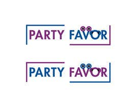 "#184 for Logo Design for ""Party Favor"" by my75"