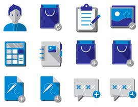 Nro 40 kilpailuun Design some Icons for Customer Portal käyttäjältä moscastephan