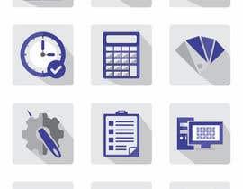 Nro 46 kilpailuun Design some Icons for Customer Portal käyttäjältä DesignApt
