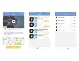 Nro 65 kilpailuun Design an iPhone and iPad App Mockup käyttäjältä platipov