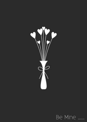 Kilpailutyö #15 kilpailussa Design some Stationery for a Valentine's Day card
