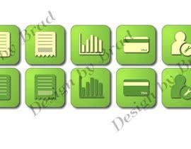 #19 untuk Design some Icons Mobile apps oleh Bradman87uk