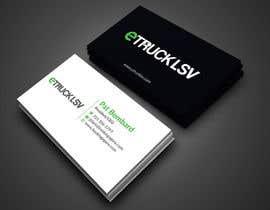 raptor07 tarafından eTruck Business Card Design Contest için no 130