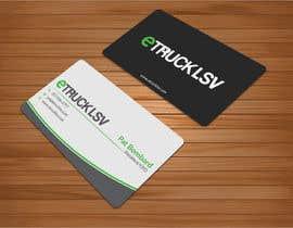 HD12345 tarafından eTruck Business Card Design Contest için no 85