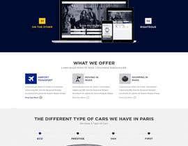 #11 para Design web page (PSD no coding) por davidnalson