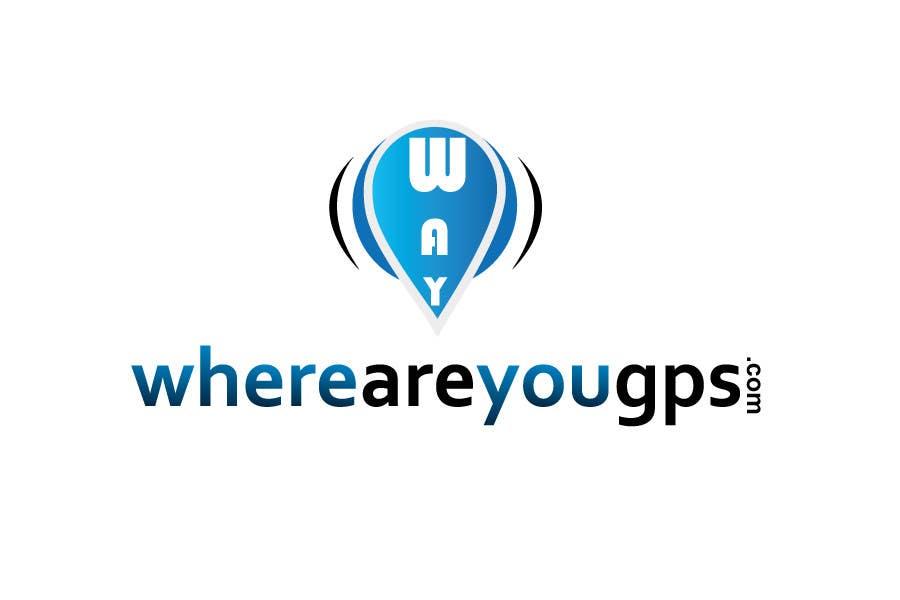 Inscrição nº 259 do Concurso para Logo Design for www.whereareyougps.com