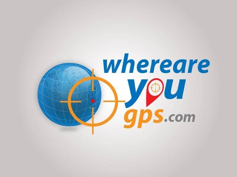 Inscrição nº 151 do Concurso para Logo Design for www.whereareyougps.com