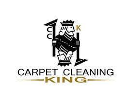 Nro 66 kilpailuun Logo for carpet cleaning company käyttäjältä nonasade