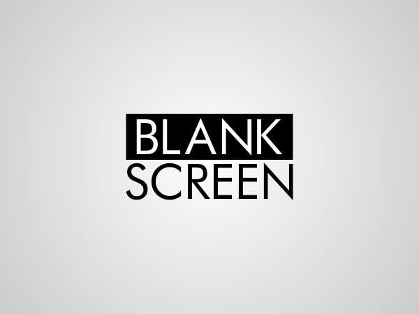 #361 for Design a Logo for Blank Screen by galihgasendra