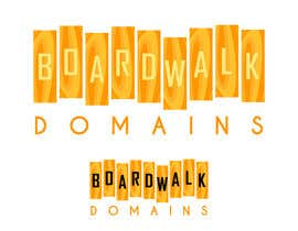 nº 96 pour Design a Logo for Boardwalk Domains par vladimirsozolins