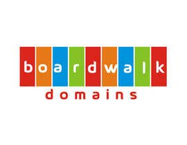 nº 135 pour Design a Logo for Boardwalk Domains par primavaradin07