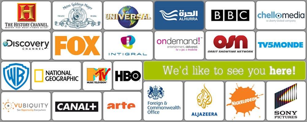 Konkurrenceindlæg #25 for Design 3 Banners for media company