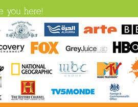 #17 for Design 3 Banners for media company af dulphy82