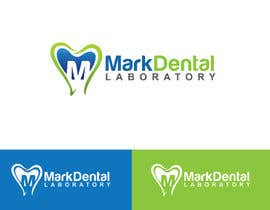 #81 for Design a Logo for Mark Dental Laboratory by alexandracol