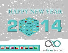 #9 for Design an e-greeting card for new year af peirisdsdp