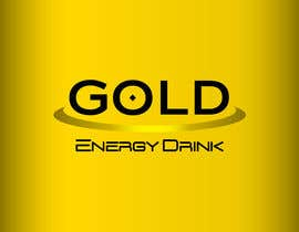 nº 32 pour Design a Logo for Gold Energy Drink par MysteriousDsignX
