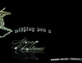 #34 para Design 2 Banners for X'mas and New Year por fo2shawy001