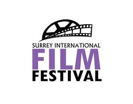 nº 86 pour Logo Design for Surrey International Film Festival par rogeliobello