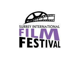 #91 para Logo Design for Surrey International Film Festival por rogeliobello