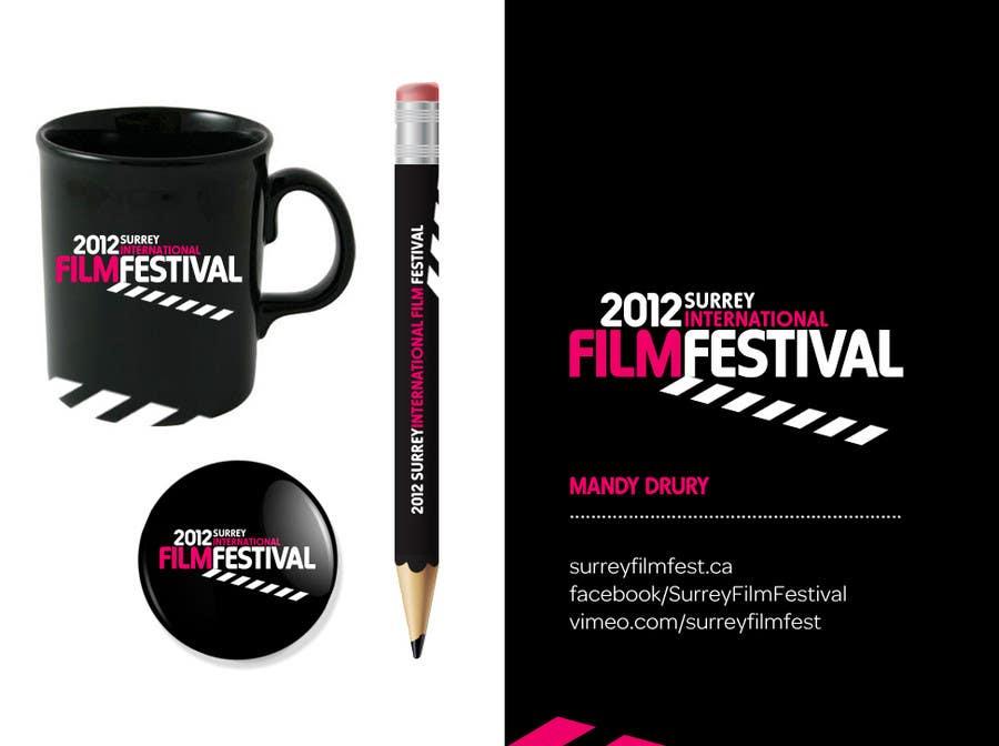 Contest Entry 296 For Logo Design Surrey International Film Festival