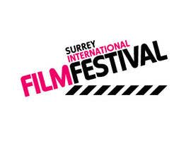 nº 77 pour Logo Design for Surrey International Film Festival par mvdrury