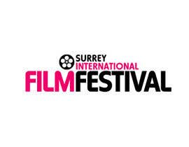 nº 24 pour Logo Design for Surrey International Film Festival par mvdrury
