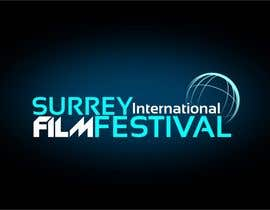 #291 for Logo Design for Surrey International Film Festival by oxygenwebtech