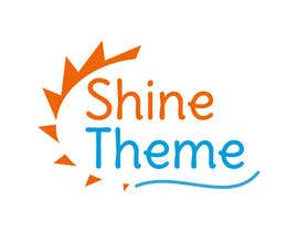 #132 for Design a Logo for Shine Theme by codefive