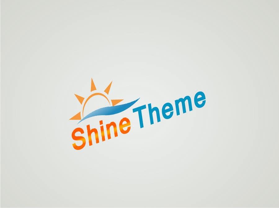 Inscrição nº 91 do Concurso para Design a Logo for Shine Theme
