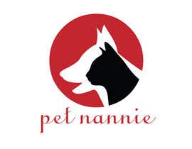 nº 95 pour Design a Logo for Pet Nannie par raj1523