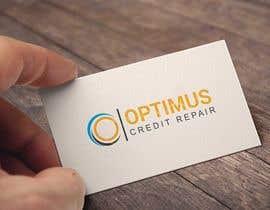 Nro 20 kilpailuun Logo Design for Optimus Credit Repair käyttäjältä wahed14