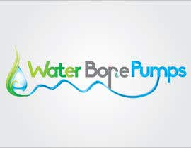 nº 5 pour Design a Logo for Water Bore Pumps par dannnnny85