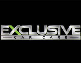 #656 para Design a Logo for Exclusive Car Care por dannnnny85
