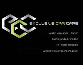 #841 untuk Design a Logo for Exclusive Car Care oleh nivosevic
