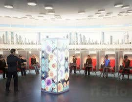 Nro 1 kilpailuun Ambientazione 3D - training room käyttäjältä rfsrio