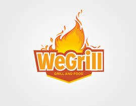 "nº 80 pour Logo for new franchise concept ""We Grill"" par gabrielmirandha"
