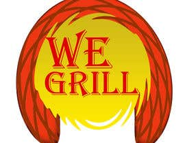 "nº 53 pour Logo for new franchise concept ""We Grill"" par onlinejobstars"